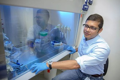 A new advance on the nine genetic variants that increase the risk of developing type 2 diabetes  were identified by Harvard Medical School (HMS) instructor in medicine Amit Majithia (pictured) and a team of researchers led by HMS Professor of Genetics David Altshuler, the paper's first author.