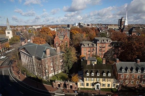 """""""The Fulbright program provides the type of experience that builds the connections and shared understanding across different cultures and societies that is critical to our collective future,"""" said Rakesh Khurana, dean of Harvard College. Twenty-two of the 34 winners are from the College, with the remaining from GSAS, HLS, GSD, and GSE."""