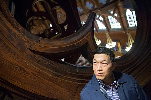 "After living through the economic meltdown of 2008 and losing his wife of 28 years to cancer, George Koo decided to change his life by enrolling at Harvard Extension School. Now he wants to fulfill a promise to himself ""to make a major contribution to this world before I leave it,"" and to inspire others to do the same."