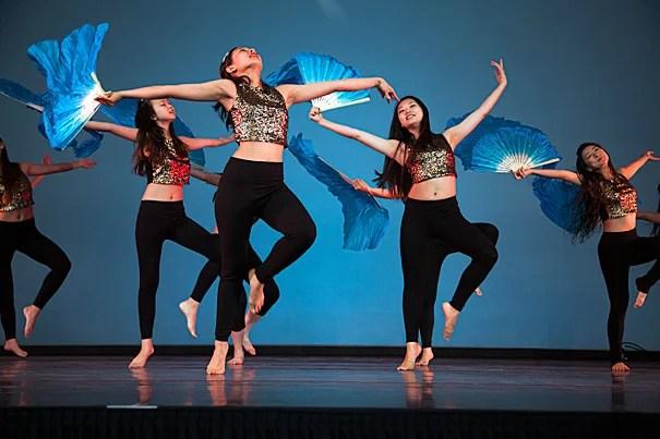 american dance Asian