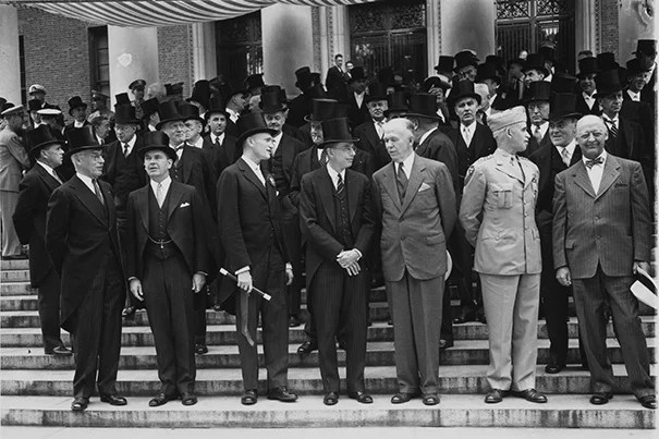 Reflections on the Marshall Plan – Harvard Gazette