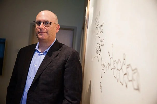 """""""Once we learned this molecule, named cortistatin A, was very potent and selective in terms of inhibiting the growth of AML [acute myeloid leukemia] cells, we tested it in mouse models of AML and found that it was as efficacious as any other molecule we had seen, without having deleterious effects,"""" said Harvard's Matthew Shair. """"This suggests we have identified a promising new therapeutic approach."""""""