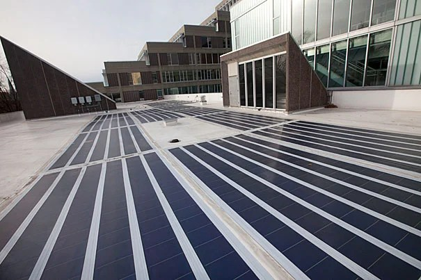 A new Harvard study published Monday in the journal Energy & Environmental Science finds that the supply of wind and solar power could be increased tenfold without additional storage.