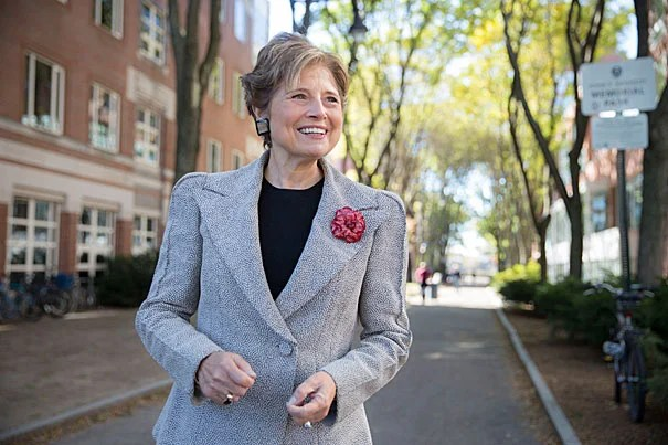 Since August, Deborah Borda has been a Hauser Leader-in-Residence at the Center for Public Leadership at the Kennedy School, where she has been sharing her passion for the arts and imparting life lessons to leaders-in-training.
