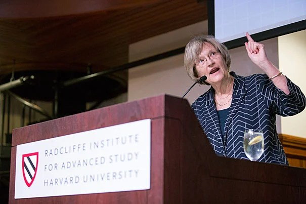"University presidents, college deans, architects, academic administrators, and students arrived at Harvard at the invitation of President Drew Faust to learn, to consider, and to share ideas about ""Building the Research University of the 21st Century."""