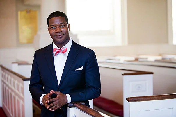 Jonathan L. Walton, Plummer Professor of Christian Morals and Pusey Minister in the Memorial Church, chaired the Working Group on Diversity and Inclusion, which this week issued recommendations for how Harvard's increasingly diverse student body can better be supported to ensure that every student benefits equally from the School's liberal arts and sciences educational and service-oriented mission.