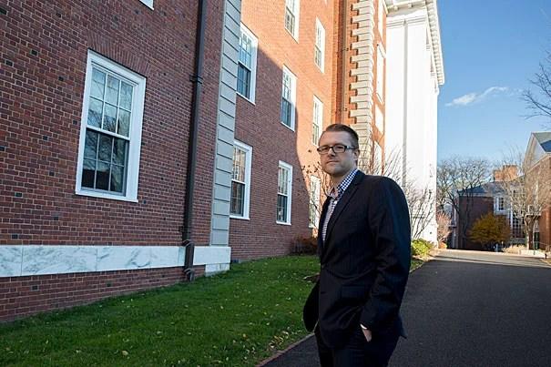 Dylan Minor at Harvard Business School