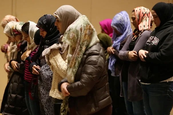 """In the wake of the November Paris attacks, the shooting in San Bernardino, Calif., and an incessant anti-Muslim drumbeat from some U.S. presidential contenders, members of the Harvard Islamic community described what it's like to live under the current wave of """"Islamophobia"""" in America."""