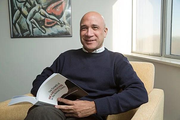 Bruce Western, Professor of Sociology and the Daniel and Florence Guggenheim Professor of Criminal Justice at Harvard University. Jon Chase/Harvard Staff Photographer