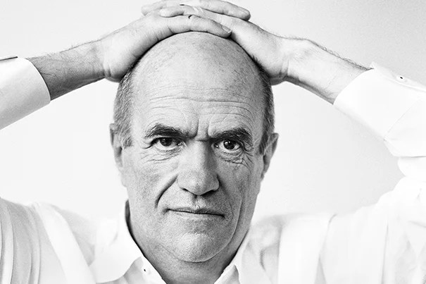 """A professor of English at Columbia University, Colm Tóibín comes to Harvard just as the New Rep Theatre in Watertown is performing his stage adaptation of """"Mary,"""" and only weeks before he pays Hollywood a social call for """"Brooklyn,"""" the film based on his 2009 novel. The movie has been nominated for three Oscars, including Best Picture."""