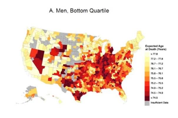 For life expectancy, money matters – Harvard Gazette