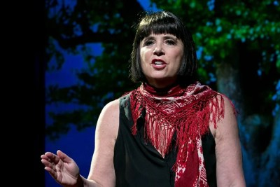 """Playwright and activist Eve Ensler returns to the A.R.T. this month with her one-woman show """"In the Body of the World,"""" which explores her work with victims of sexual violence in the Congo and her own experience with cancer."""