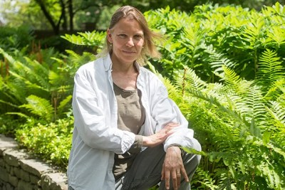 Radcliffe fellow and HMS professor Ann-Christine Duhaime, whose new project explores how inherent brain drive and reward systems may influence behaviors affecting the environment and global warming.