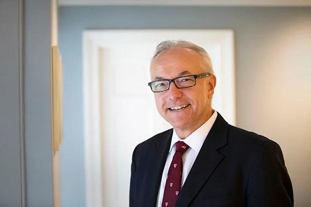 George Q. Daley has been named dean of Harvard Medical School.