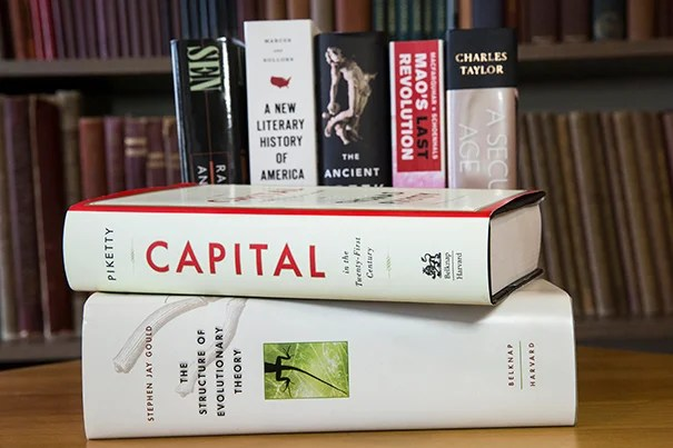 """William P. Sisler's 27 years as the director of the Harvard University Press saw extraordinary success, including the publication of the Press's most successful book, """"Capital in the Twenty-First Century,"""" which topped The New York Times Best Seller list for three weeks."""