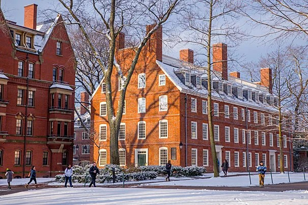 Nearly 40,000 apply to College Class of '21 - Harvard Gazette