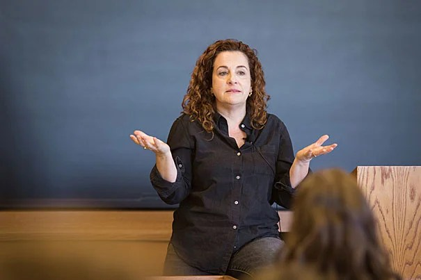 "Ayelet Waldman, J.D. '91, discusses the social and racial dimensions of the war on drugs. Using her book, ""A Really Good Day,"" as a backdrop, Waldman describes how microdosing LSD saved her life."