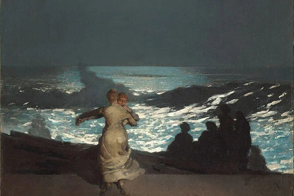 "One of the great triumphs of Winslow Homer's ""Summer Night,"" says Harvard Art Museums' Elizabeth and John Moors Cabot Director Martha Tedeschi, is its ability to evoke sensations — such as the music the women are dancing to — that are otherwise impossible to put into visual art."