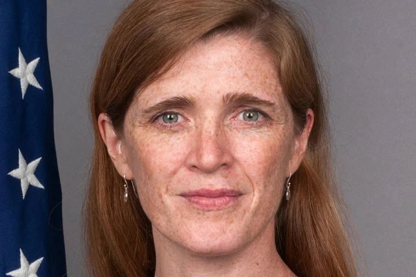 Samantha Power, 28th U.S. Ambassador to the United Nations, will return to Harvard as the Anna Lindh Professor of the Practice of Global Leadership and Public Policy at the Kennedy School, a professor of practice at the Law School, and a Radcliffe fellow for the 2017–18 academic year.
