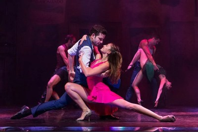 """Arrabal"" explores the brutal years of Argentina's military dictatorship through tango and music. The American Repertory Theater performance is based on a book written by John Weidman '68."