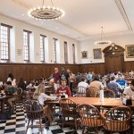 After more than a year of renovations at Winthrop House, returning students have discovered both exciting new amenities and neatly preserved favorite haunts.