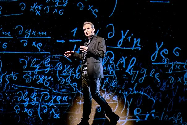 Brian Greene '84, a Columbia University theoretical physicist and mathematician, has made it his mission to illuminate the wonders of the universe for non-scientists.