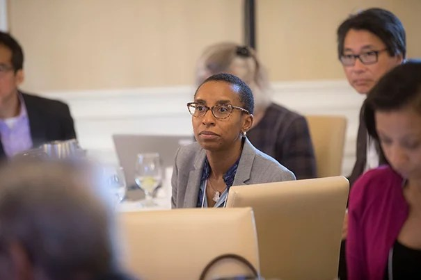 Dean Claudine Gay convenes  the inaugural symposium of the Inequality in America Initiative, which will include  non-academic experiences and support a new postdoctoral fellowship.