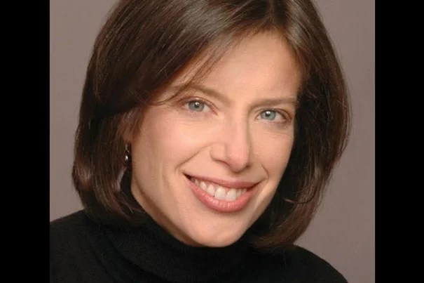 """Pulitzer Prize-winning author Susan Faludi '81, RI '09, is among the panelists at the Schlesinger Library's """"Hidden in Plain Sight: Family Secrets and American History"""" at the Radcliffe Institute on Thursday. Photo by Russ Fischella ©"""