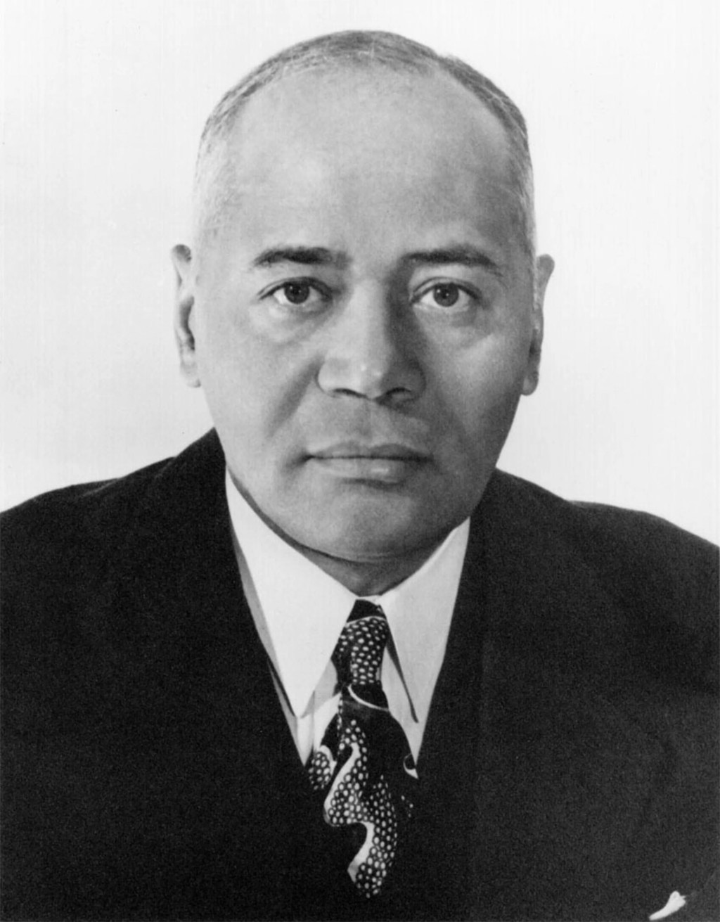 Charles Hamilton Houston. Courtesy of the Charles Hamilton Houston Institute for Race and Justice at Harvard Law School