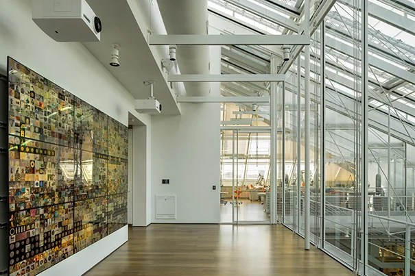 In February, Harvard Art Museums' Lightbox Gallery will be home to its new installation by JODI as part of the overarching art and technology collaboration with the Institute of Contemporary Art/Boston.