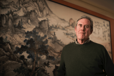 Peter K. Bol will step down at the end of the summer as Harvard's vice provost for advances in learning to return to the faculty and to his teaching and research on China's history.