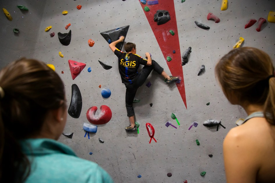 From climbing to quidditch, inside Harvard club sports