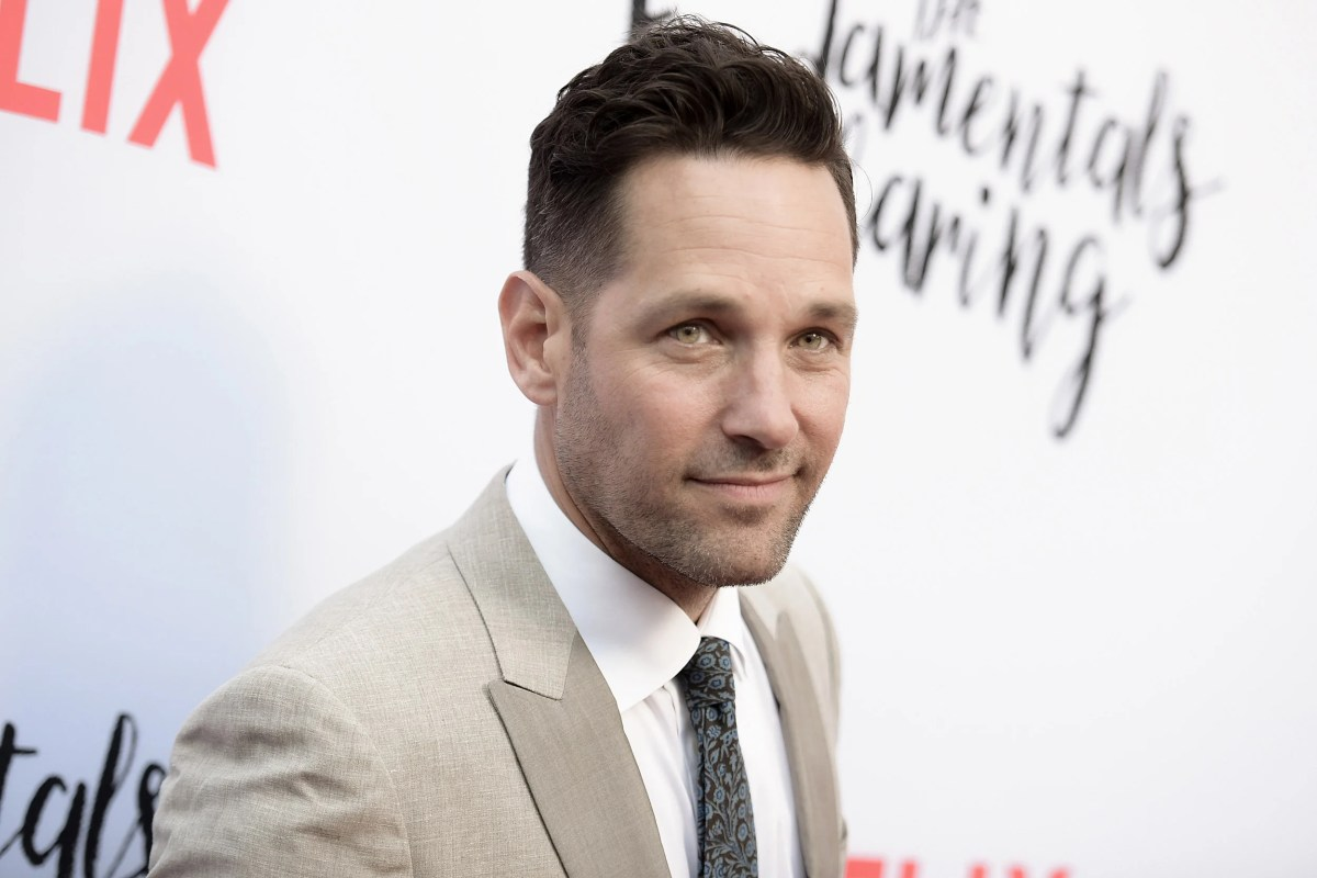 "2018 Man of the Year Paul Rudd co-starred with 2018 Woman of the Year Mila Kunis in ""Forgetting Sarah Marshall."""
