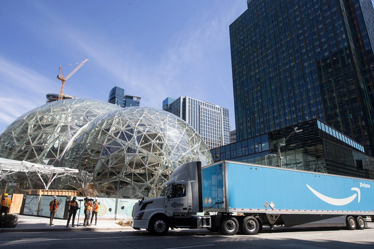 HBS Professor Sunil Gupta discusses the national scramble to court Amazon as the retail giant searches for a second headquarters opposite its primary campus in Seattle (pictured).