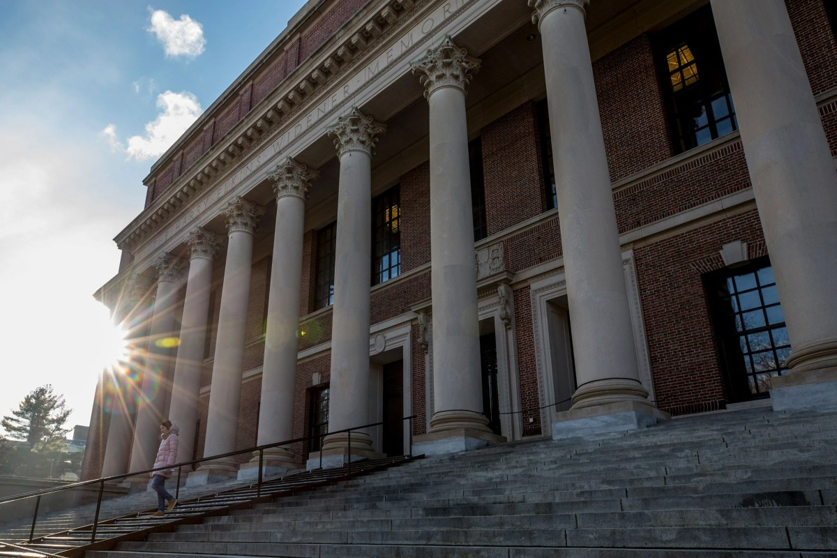 The Personal Dimension Of Harvard Financial Aid Gazette