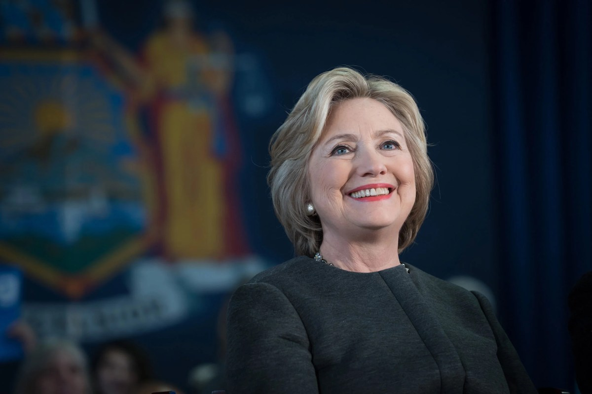 hillary clinton to receive radcliffe medal harvard gazette