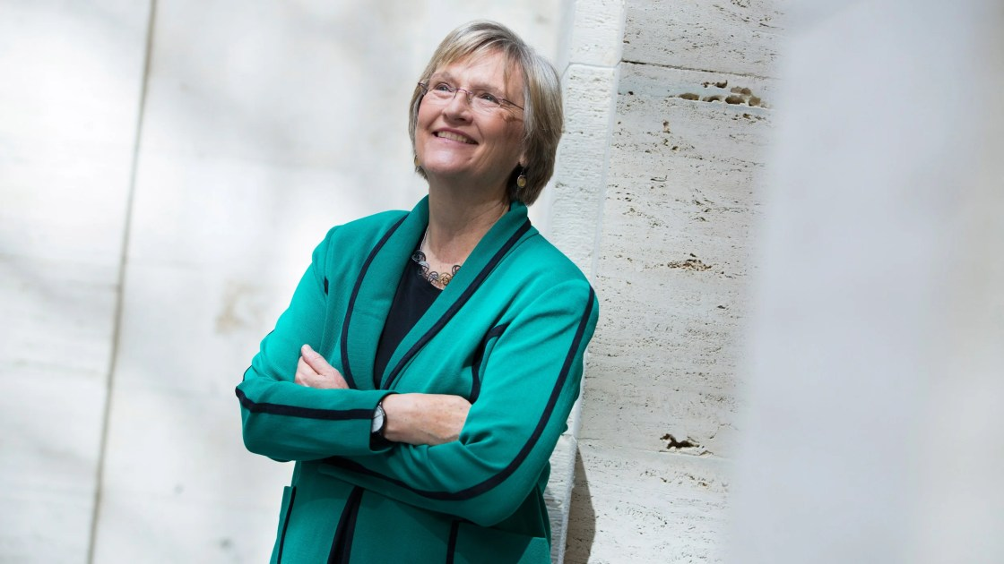 Drew Faust's favorite spaces at Harvard