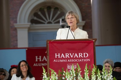 The Library of Congress announced it will award the John W. Kluge Prize for Achievement in the Study of Humanity to Harvard President Drew Faust.