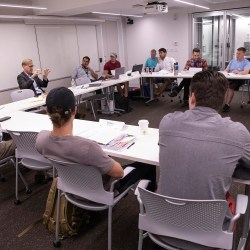 Academic boot camp aims to prep veterans for college