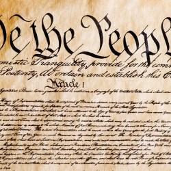 Constitution of America,