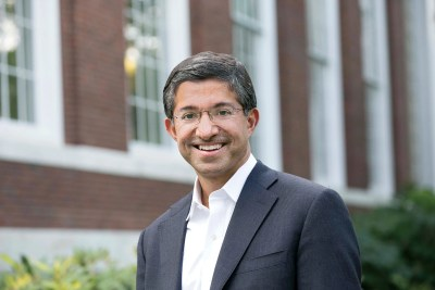 Harvard Business School's Bharat Anand will shift to University-wide role overseeing innovation efforts, succeeding Peter Bol as vice provost for advances in learning.