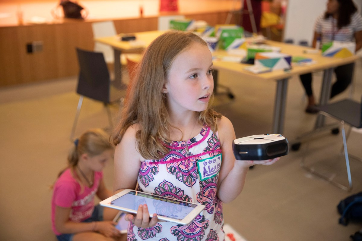 Inspiring a new generation of coders