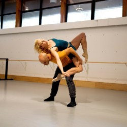 Dance production at Harvard merges science with art to explain mechanisms of cooperation