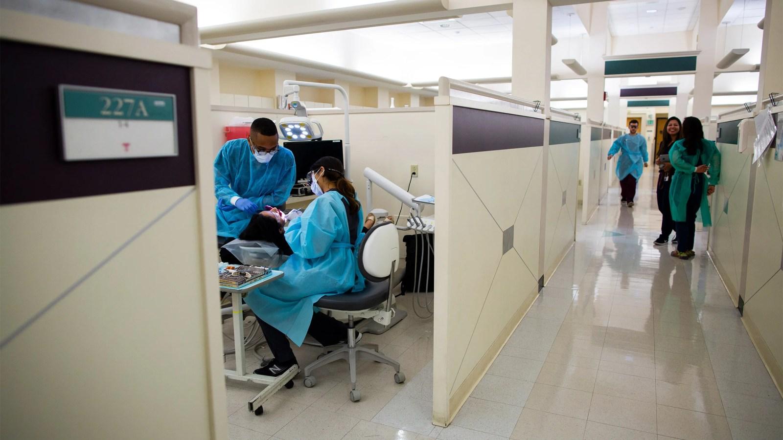 Harvard Dental Center.