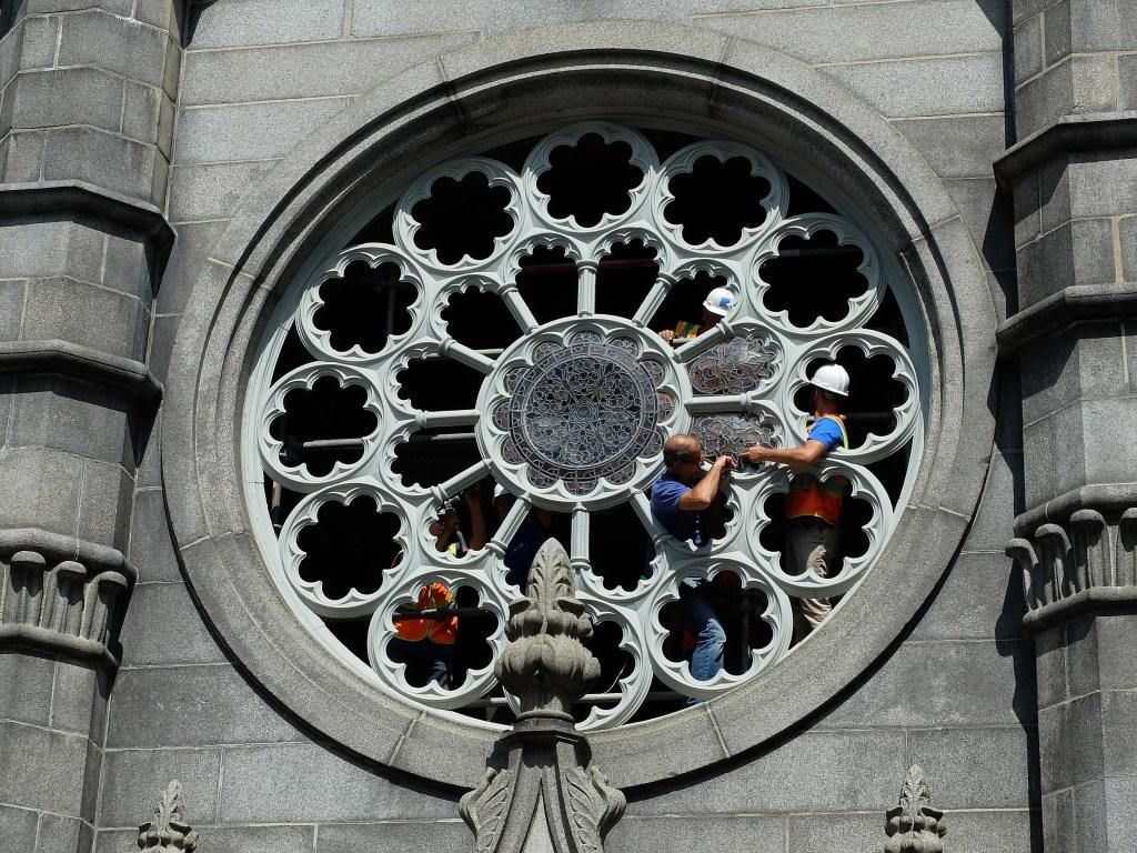 Great Rose Window