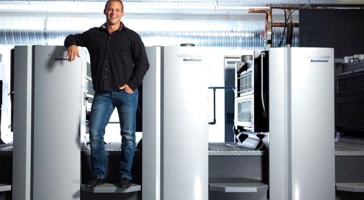 Performance Champion: Czech commercial printer set to break the '90 million' printed sheets per year