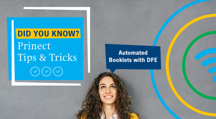 """""""Did You Know""""  – Automated Booklets with the DFE"""