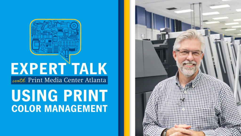 Using Print Color Management