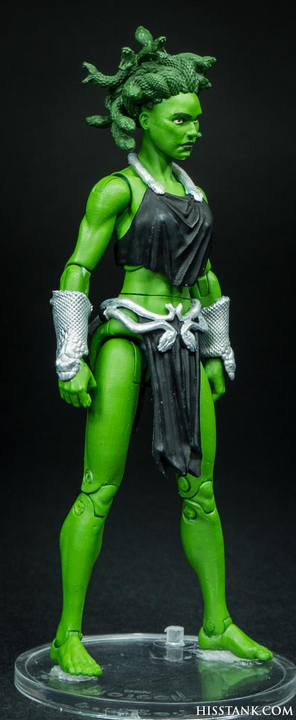 Boss Fight Studio Vitruvian H.A.C.K.S. Pre-Curse Medusa ...