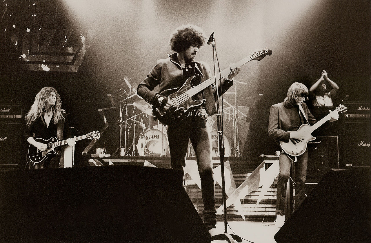 Thin Lizzy 1983